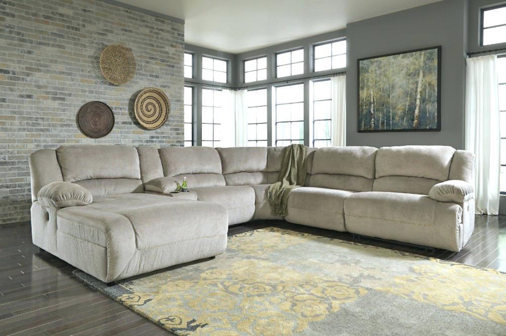 ashley furniture toletta furniture power sectional in granite ashley furniture toletta reviews