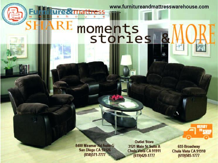 the furniture warehouse chula vista ca sofa and love w console and dual gliders furniture store chula vista ca
