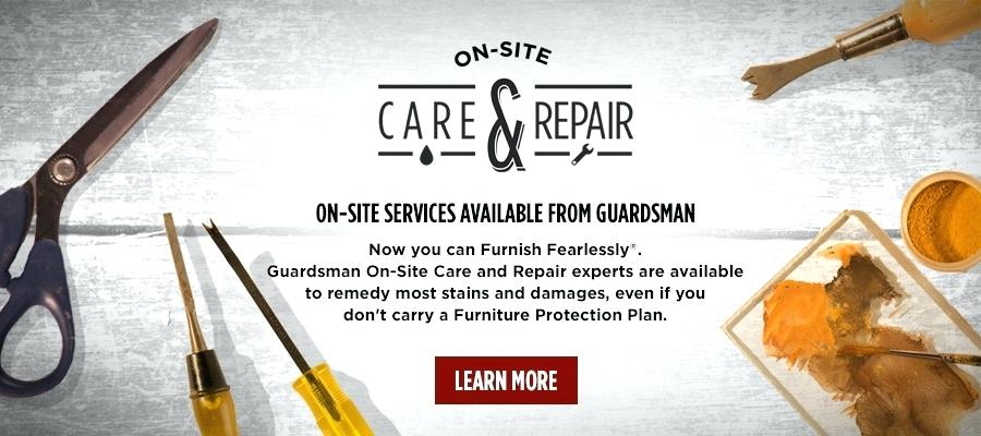 guardsman furniture repair guardsman furniture repair claim
