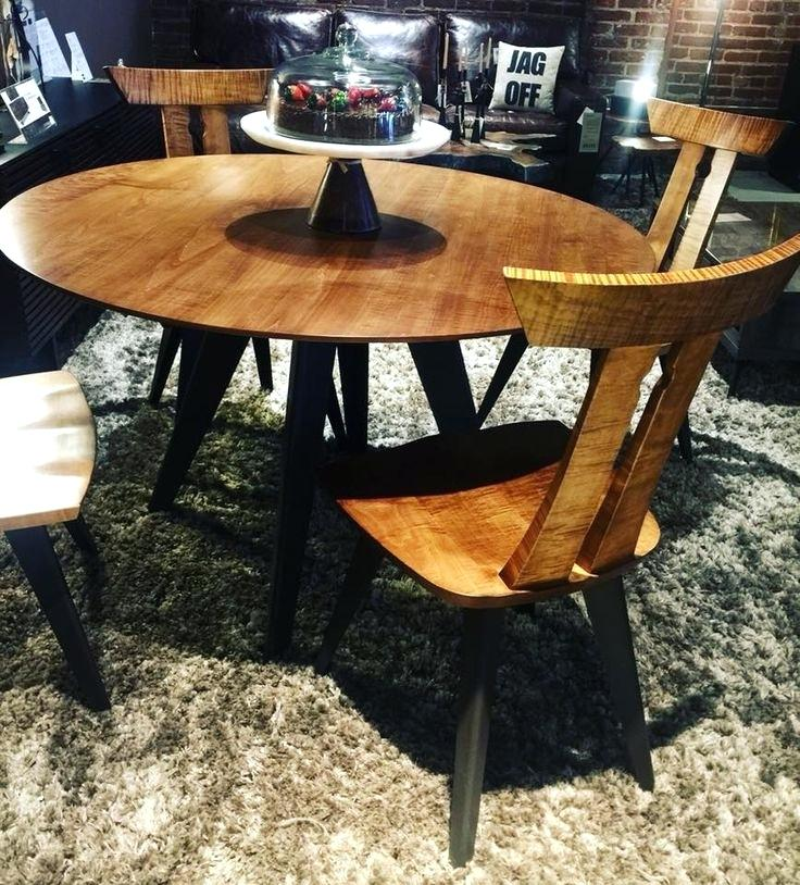 perlora furniture the curly maple table and chairs are available in 4 finishes at top baby furniture websites