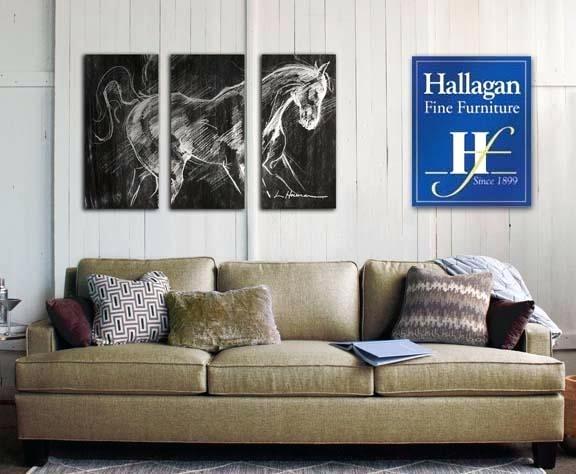 hallagan furniture 3 seat sofa hallagan furniture reviews