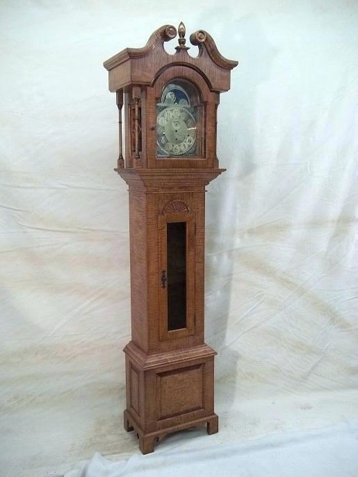 hallagan furniture furniture prices tiger maple grandfather clock furniture stores furniture hallagan furniture company