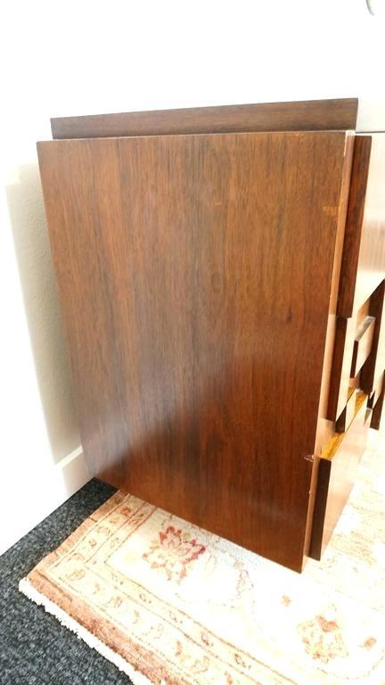 Lane Furniture Altavista Virginia Mid Century Mosaic Bedroom Suite Set By Lane  Furniture For Sale Lane