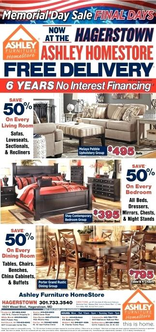 ashley furniture hagerstown md memorial day sale final days furniture ashley furniture hagerstown md hours