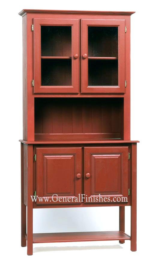 woodcraft unfinished furniture brick red milk paint from on unfinished furniture hutch available at unfinished highland woodcraft unfinished furniture