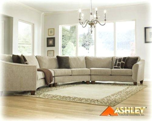 ashley furniture fayetteville nc classic curves stone 3 piece curved sectional sofa by furniture ashley furniture fayetteville nc hours