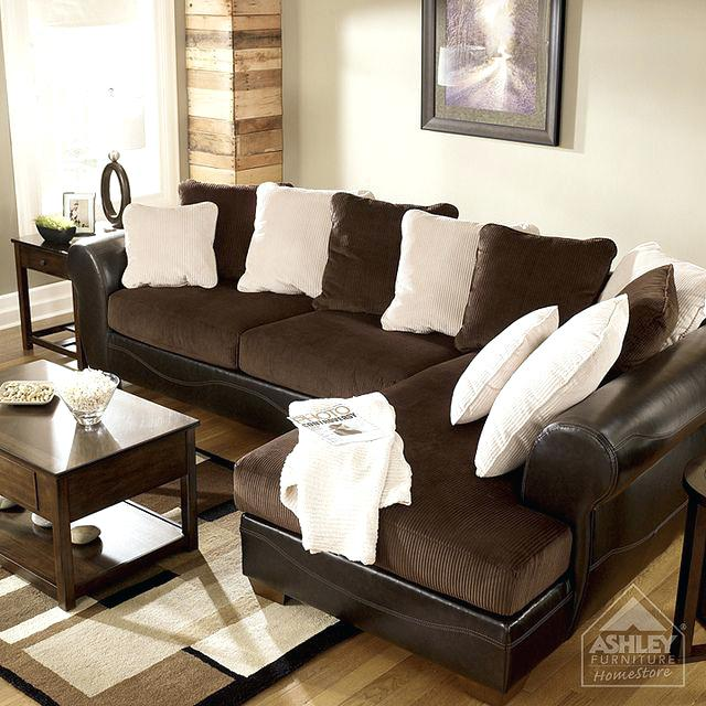 ashley furniture florence sc furniture victory chocolate sectional by furniture via ashley furniture company florence sc