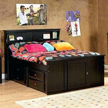 conlins furniture full bookcase bed with storage by furniture bookcase bed furniture conlins furniture store billings mt