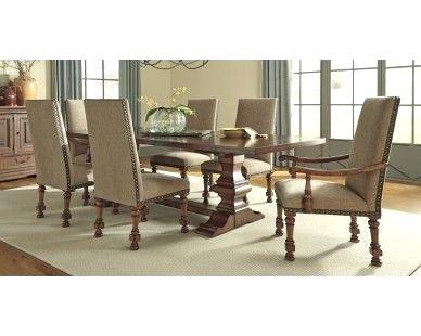 levitz furniture locations traditional 7 piece dining set in light brown furniture levitz furniture locations ny