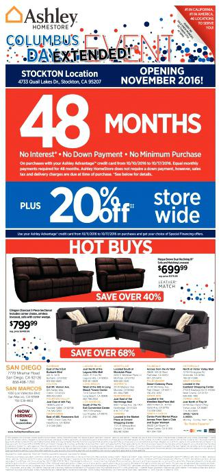 ashley furniture chula vista ads for in vista ca ashley furniture eastlake chula vista