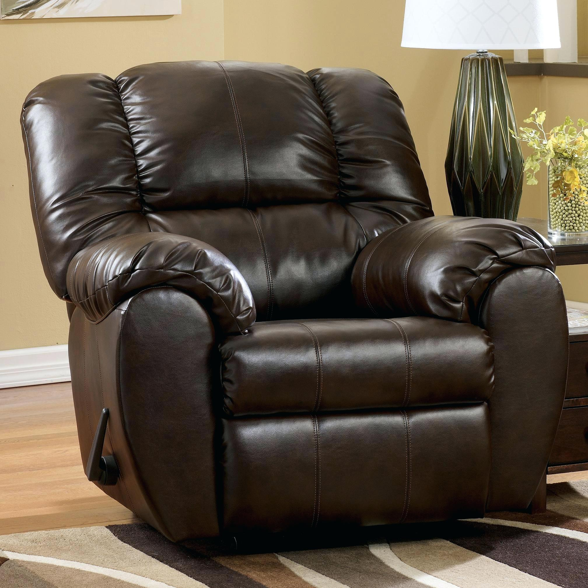 ashley furniture kennewick signature design by espresso bonded leather match rocker recliner ashley furniture kennewick wa