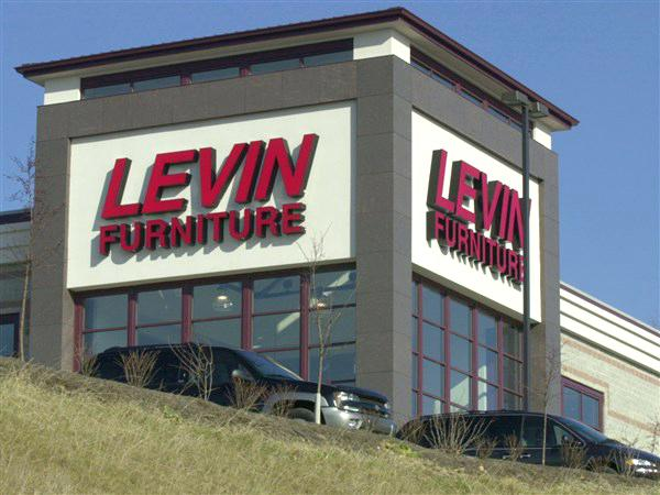 levin furniture locations company snaps up and wolf furniture stores post gazette levin furniture store hours sunday
